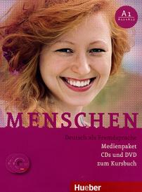 Menschen A1: Kursbuch A1 (3 CD + DVD-ROM),