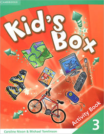 Kid's Box 3 Activity Book,