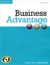 Business Advantage Intermediate Teacher's Book,
