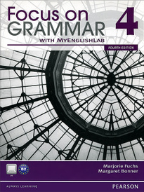 Focus on Grammar 4 with MyEnglishLab,