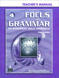 Focus on Grammar 4: An Integrated Skills Approach (+ CD-ROM),