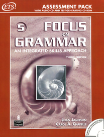 Focus on Grammar 5: An Integrated Skills Approach (+ 2 CD-ROM),