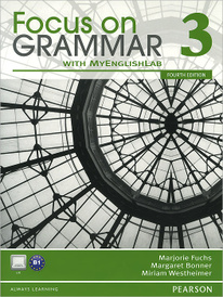 Focus on Grammar 3 with MyEnglishLab,