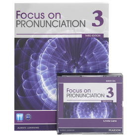 Value Pack: Focus on Pronunciation 3: Student Book and Classroom Audio CDs (+ CD-ROM и аудиокурс на 5 CD),