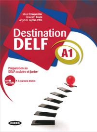 Destination Delf A1 (+ CD-ROM),