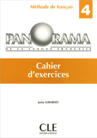 Panorama 4: Cahier d'exercices,