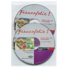 Francofolie 1: Methode de Francais (аудиокурс на 2 CD),