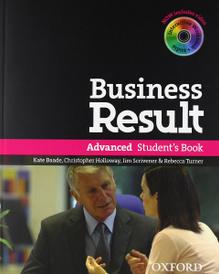 Business Result: Skills for Business Studies: Advanced (комплект из 2 книг + CD-ROM),