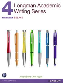 Longman Academic Writing Series 4: Essays,