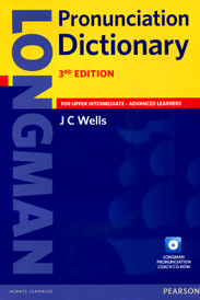 Longman Pronunciation Dictionary (+ CD-ROM),