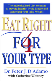 Eat Right 4 Your Type,