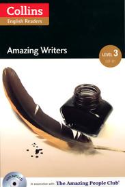Amazing Writers: Level 3 (+ CD),