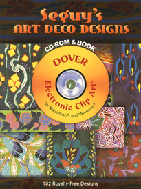 Seguy's Art Deco Designs (+ CD-ROM),