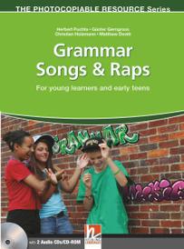 Grammar Songs & Raps + (2 CD),
