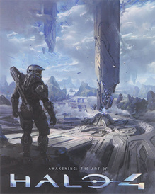 Awakening: The Art of Halo 4,