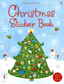 Christmas Sticker Book,