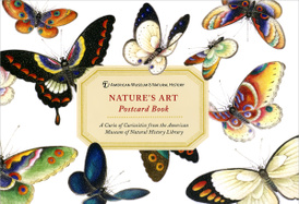 AMNH Nature's Art Postcard Book,