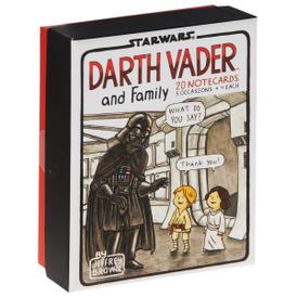 Darth Vader and Family (комплект из 20 открыток),