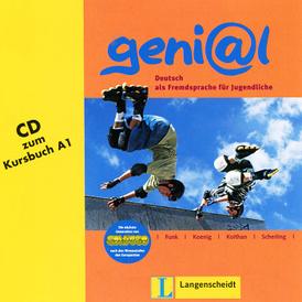 Genial: Zum Kursbuch A1 (аудиокурс на CD),