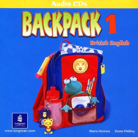 Backpack 1: British English: Audio CDs (аудиокурс CD),