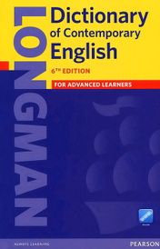 Longman Dictionary of Contemporary English,
