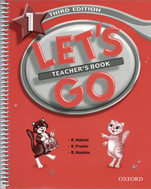 Let's Go 1: Teacher's Book,