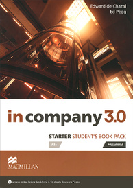 In Company 3.0: Starter A1+: Student's Book Pack,
