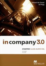 In Company 3.0: Starter A1+ (аудиокурс CD),