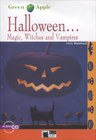 Halloween... Magic, Witches and Vampires: Step 1 (+ CD),