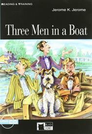 Three Men in a Boat (+ CD),