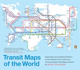 TRANSIT MAPS OF THE WORLD (REV,