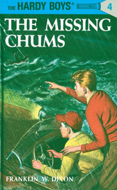 Hardy Boys 04: the Missing Chums,