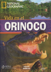 Vida en el Orinoco: Level A2 (+ DVD),