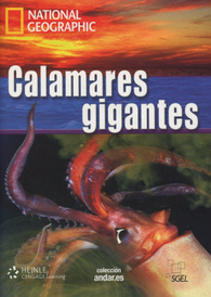 Calamares gigantes: Level C1 (+ DVD),