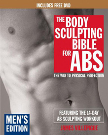 The Body Sculpting Bible for Abs: The Way to Physical Perfection (+ DVD),