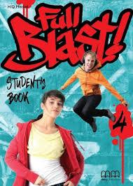 Full Blast 4: Student's Book,