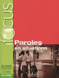 Paroles en situations (+ CD),