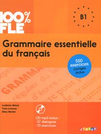 Grammaire essentielle du francais: B1 (+ CD),