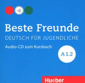 Deutsch fur Jugendliche: Beste freunde A1.2 (аудиокурс на CD),