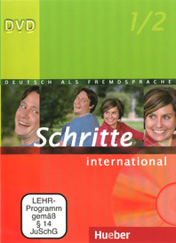Schritte international 1/2 (аудиокурс на DVD),