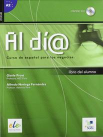 Al dia inicial: Libro del alumno+CD Curso de espanol para los negocios: Inicial alumno+CD,