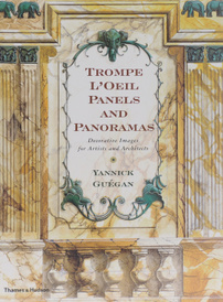 Trompe L'Oeil Panels and Panoramas: Decorative Images for Artists and Architects (+ CD-ROM),