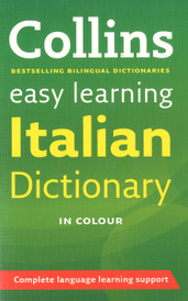 Collins Easy Learning Italian: Dictionary,