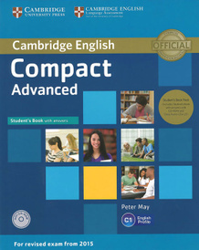 Compact Advanced: Student's Book with Answers (+ 2 CD),