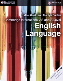 Cambridge International AS and A Level English Language,