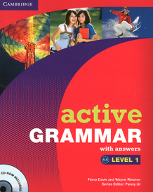 Active Grammar 1: With Answers (+ CD-ROM),
