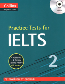 IELTS 2: Practice Tests for (+ CD),