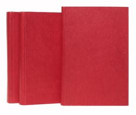 Осетинско-русско-немецкий словарь. В 3 томах (комплект из 3 книг),