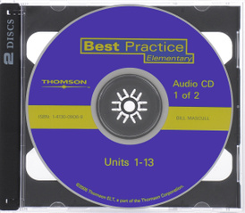 Best Practice: Elementary (аудиокурс на 2 CD),