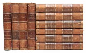 А. Э. Брэм. Жизнь животных. В 10 томах (комплект из 10 книг),